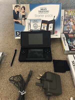 Nintendo DS Boxed bundle, Accessories and Games.