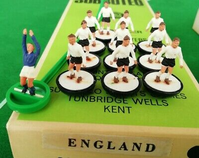 Subbuteo HW England In Named Box In Superb Condition