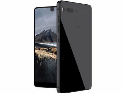 Essential Phone PH-1 128 GB Black UNLOCKED 'Used Condition' Warranty from Us