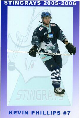 KEVIN PHILLIPS - GUILDFORD FLAMES - PHOTOGRAPH  (Size 6 inch x 4 inch) .