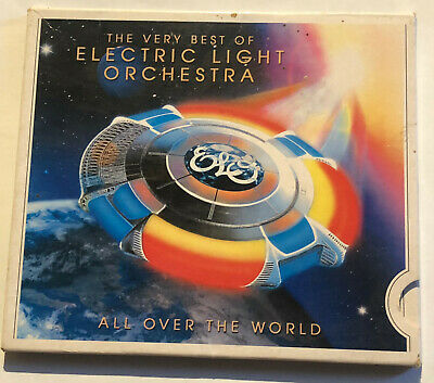 The Very Best Of The Electric Light Orchestra - All Over The World Cd