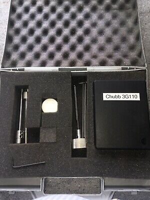 Chubb 3G110 Pin & Pick