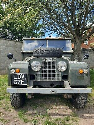 land rover series 1 1958 109