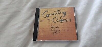 Counting Crows ‎'August And Everything After' CD