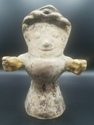 Ancient Indus Valley Harappan Terracotta Idol Statue  Hagop Kevorkian Collection