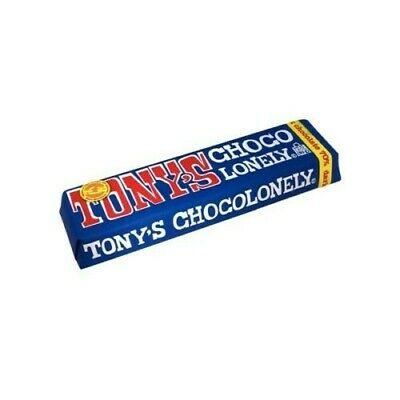 Tony's Chocolonely 100% Slave Free, Dark 70%  50G