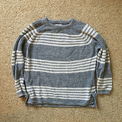 Zara Boys Light Blue Jumper Age 7