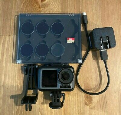 DJI  Osmo Action 4K Digital Camera with Extras