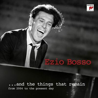 Ezio Bosso  - And The Things That Remain - 3 Vinili