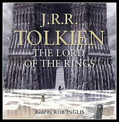 The Lord of the Rings Trilogy Unabridged Audiobooks, J.R.R. Tolkien SEE DETAILS!