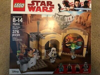 LEGO STAR WARS 75205 MOS EISLEY CANTINA New!!  Free shipping!!