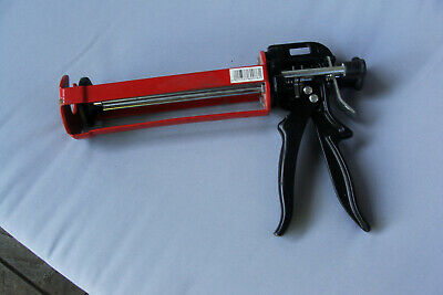 Heavy Duty Resin Applicator Gun For Caulking Polyester Resin Fixings