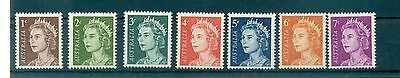 QUEEN ELIZABETH II - AUSTRALIA 1966/1971 Common Stamps