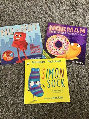 Sue Hendra Childrens Book Bundle