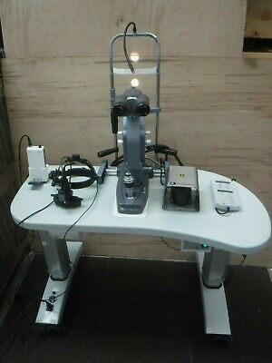 Lumenis Vision Insight Retina Slit Lamp Varia Heine Tri Colour Ophthalmoscope