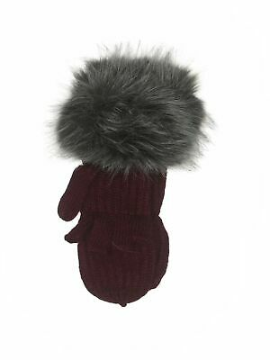 Unbranded Women Red Mittens One Size