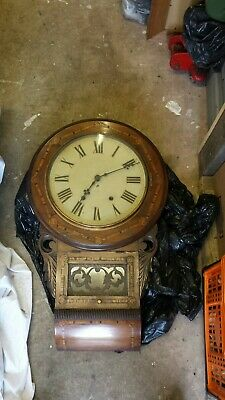 Jerome & co Anglo American Clock
