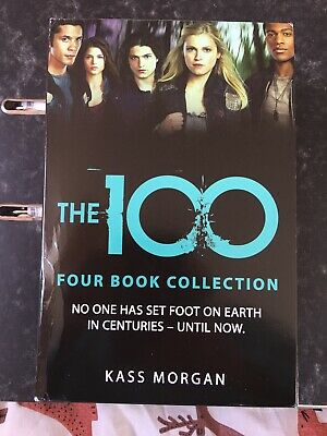 The 100. By Kass Morgan Set Of 4 Paperback Books