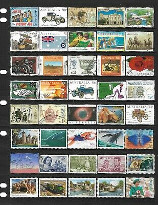 AUSTRALIA stamp selelection (ref.862)