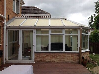 USED PVC Conservatory. Buyer To Dismantle.