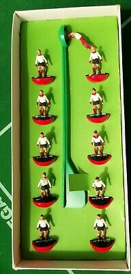 Subbuteo Heavyweight Team Ref 81 Liverpool 2nd Or Clyde