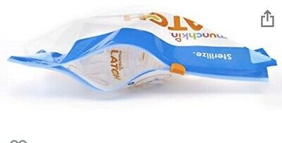 Munchkin Latch Cool Touch Microwave Steriliser Bags 3 Bags