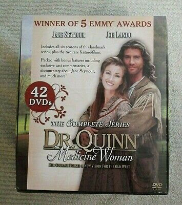 Dr. Quinn Medicine Woman: The Complete Series ~ Viewed Once