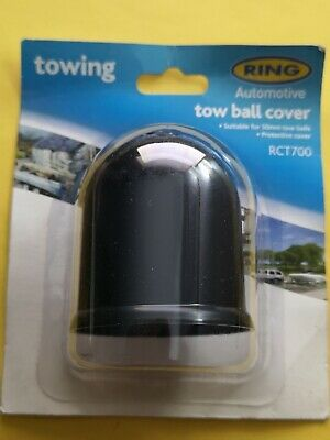 Ring tow ball cover Suitable for 50mm tow balls RCT700 New genuine parts