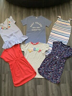 Girls summer Dress bundle X6 Dresses Marks & spencer, Next Age 7-8 Years