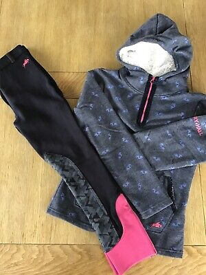 Jodhpurs and Jumper age 11-12 years *Harry Hall* Girls horse riding outfit