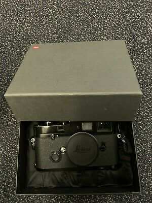 Leica MP 0,72 Black Paint Rare