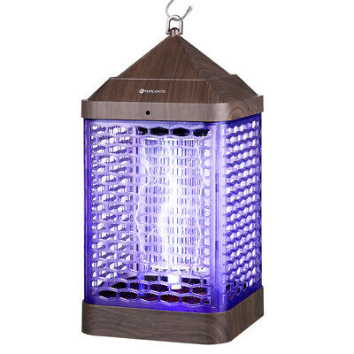 Electric Bug Zapper Mosquito Zapper Lamp Flying Mosquito Eliminator Light