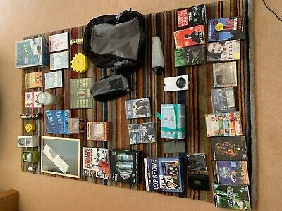 43 Mixed Items - Job Lot - Must Go - Mostly New - Some Used