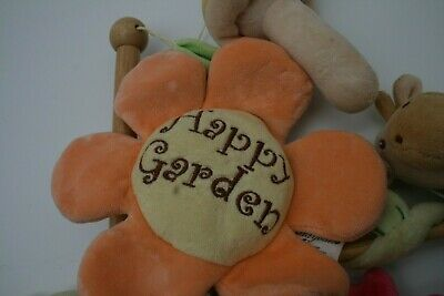HAPPY GARDEN rotating/musical Baby Mobile with cot attachment
