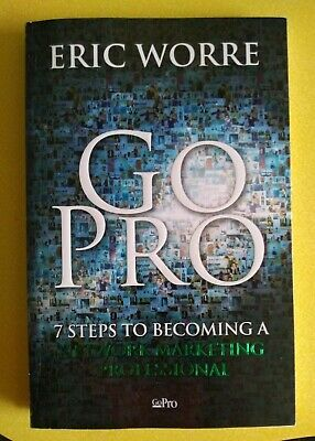 """""""Go Pro"""" by Eric Worre - Book"""