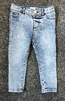 Girls River Island Mini Jeans - 18-24 Months