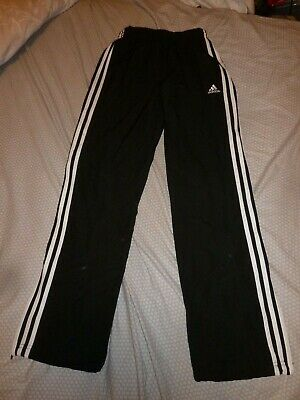 Adidas Tracksuit Bottoms Joggers, Age 11-12 Years trackpants