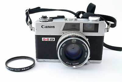 Canon CANONET QL17 GIII RANGEFINDER Film Camera from Japan [Exc+++] #610903A