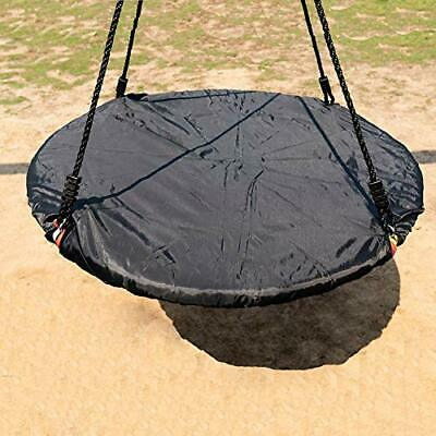 Hi Suyi 100cm/40 Round Tree Swing Seat Cover Protector Easy to Set Up