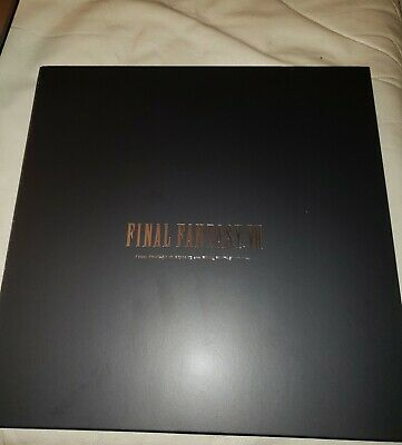 Final Fantasy VII 7 Remake and Classic Picture Disk Vinyl