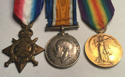 Trio To 350370 Pte Thomson 9th Royal Scots
