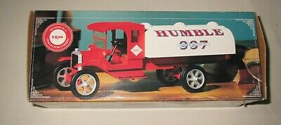 Exxon HUMBLE Toy Tanker Truck 997 Special Limited Edition New in Box