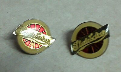Studebaker Pins - Set of 2