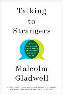 Talking to Strangers :What We Should know Malcolm Gladwell(P--D--F)