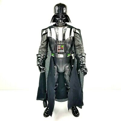 "Star Wars Darth Vader 31"" Large Action Figure Jakks Pacific 2013 Collectible Ec"