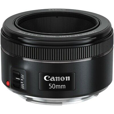 Canon EF 52mm 0.45m/1.5ft 1:1.8 Lens