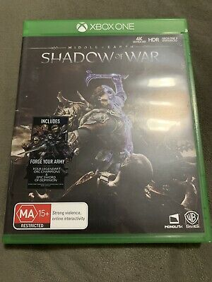Middle-Earth: Shadow Of War (Xbox One Game)