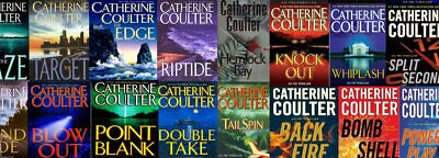FBI Thriller Series AudioBook Collection 📧 Email Delivery 📧