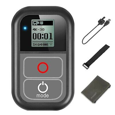 D&F Smart WiFi Control for GoPro 6.5ft Waterproof Wireless Remote Controller ...