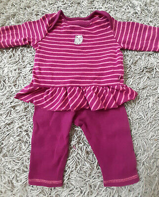 M&S Top & Trousers Set, 3-6 Months